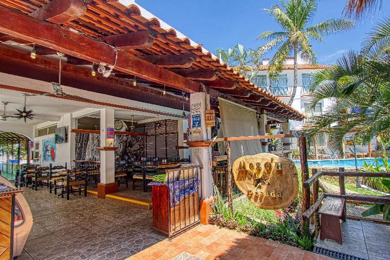 Restaurant Best Western Posada Chahué
