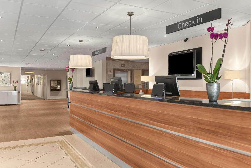 Lobby Hotel Nh Zandvoort