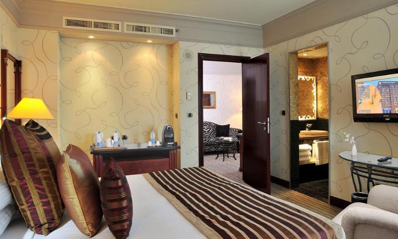 Intercontinental Citystars Cairo - Room - 23