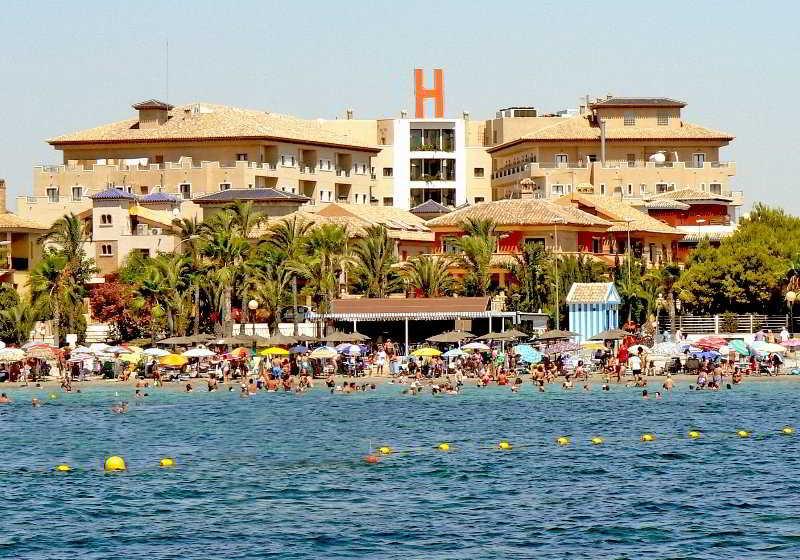imagen de hotel Hotel Costa Narejos (protuso)