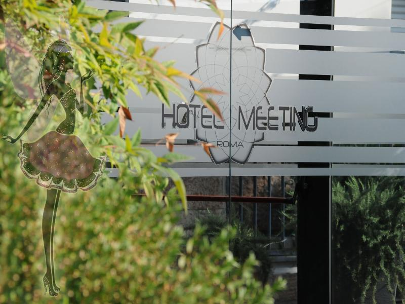 General view Meeting Ciampino