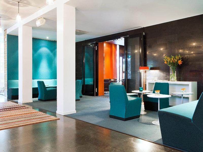 Lobby Elite Hotel Arcadia
