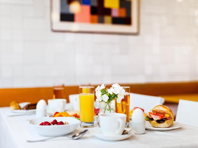 Restaurant Elite Hotel Arcadia