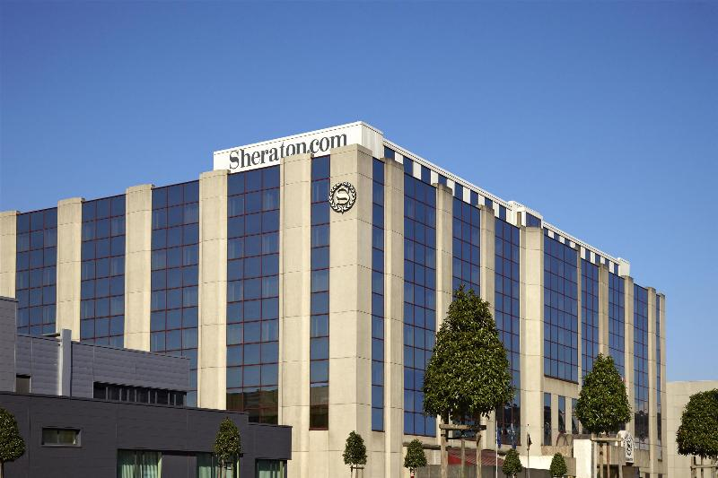 General view Sheraton Brussels Airport