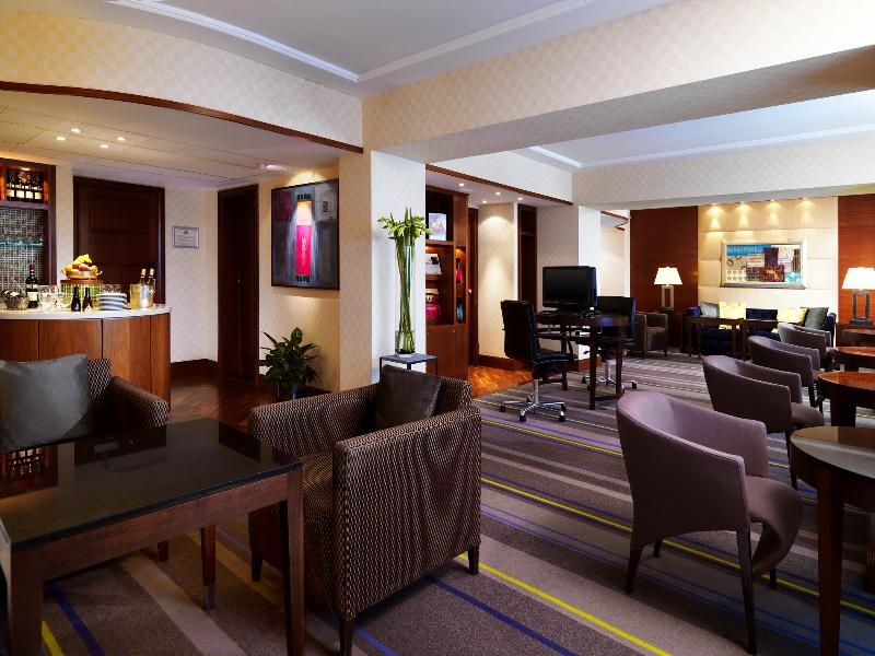 Lobby Sheraton Brussels Airport