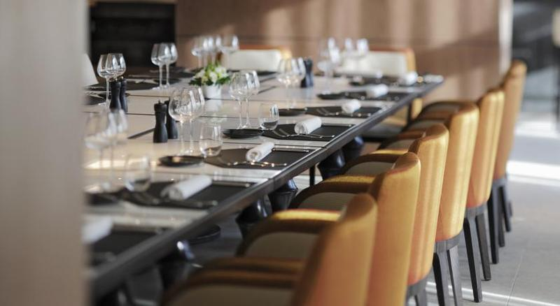 Restaurant Tangla Hotel Brussels