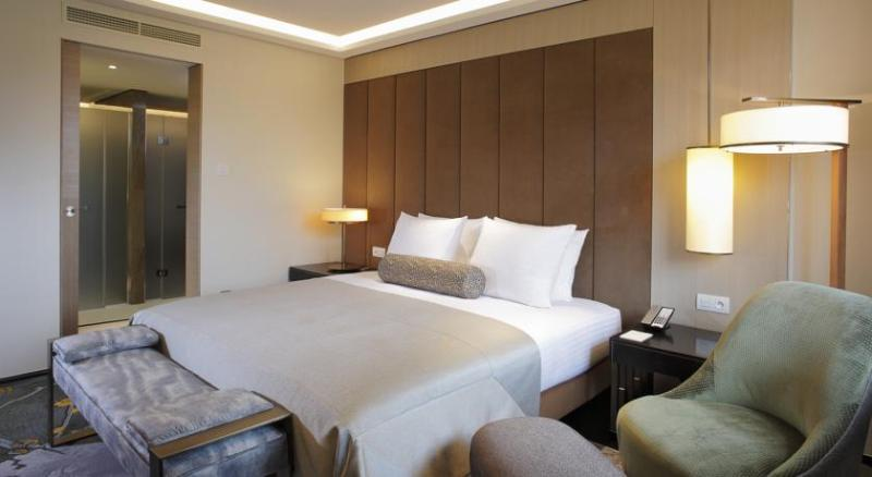 Room Tangla Hotel Brussels
