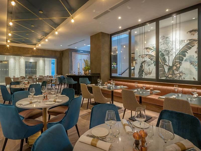 Restaurant The Morgan Hotel