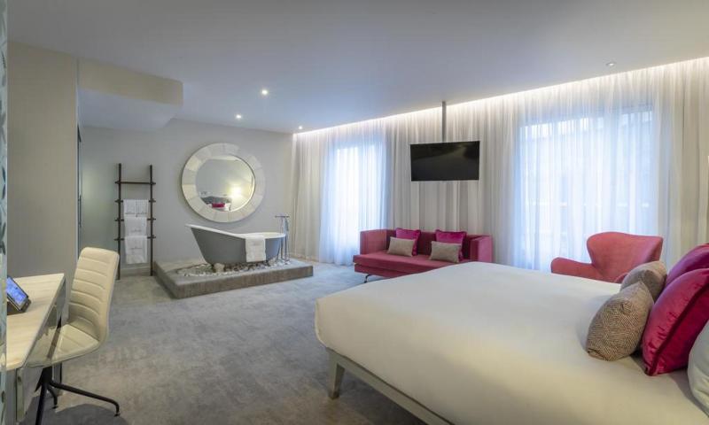 Room The Morgan Hotel