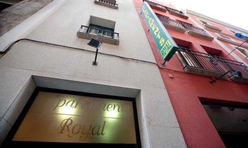 imagen de hotel Royal