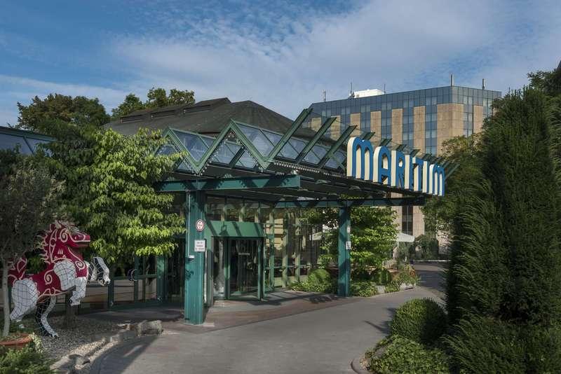 General view Maritim Hotel Stuttgart