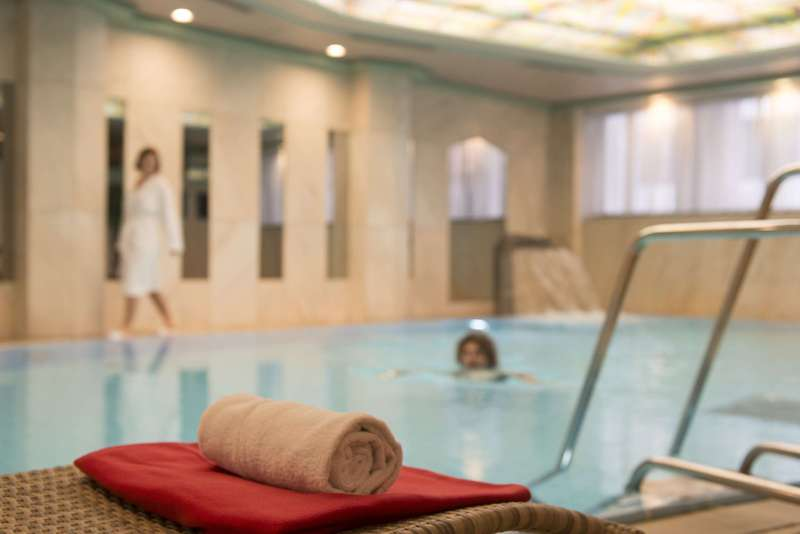 Pool Maritim Hotel Stuttgart