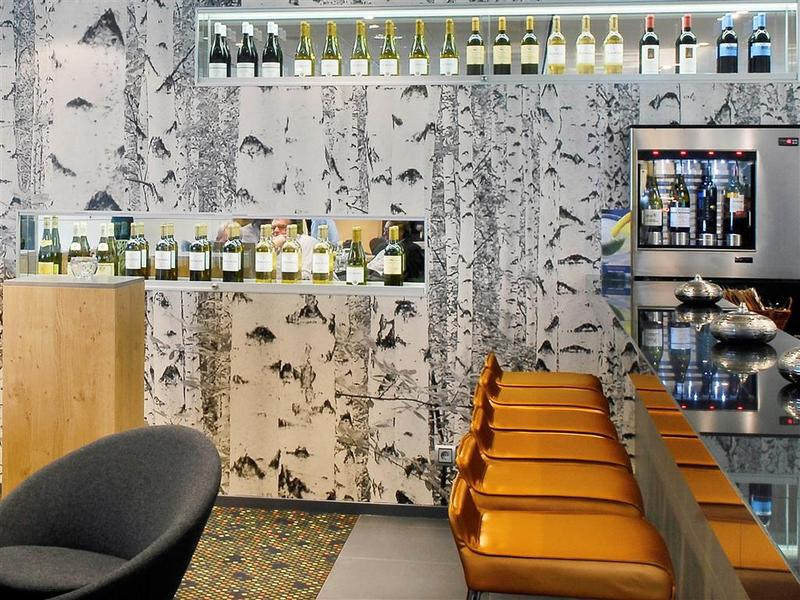 Bar Novotel Eindhoven