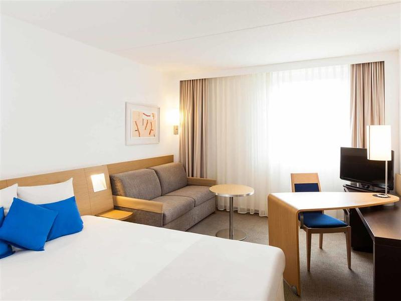 Room Novotel Eindhoven