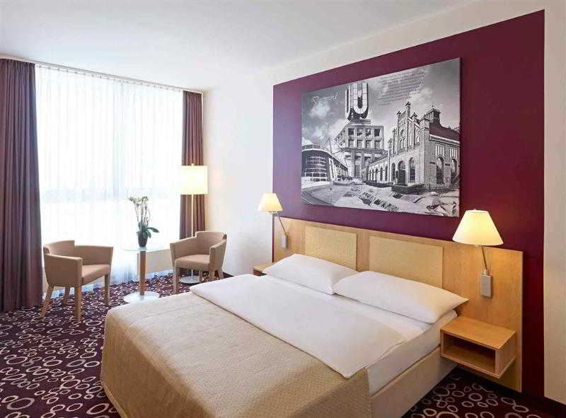 General view Mercure Dortmund City