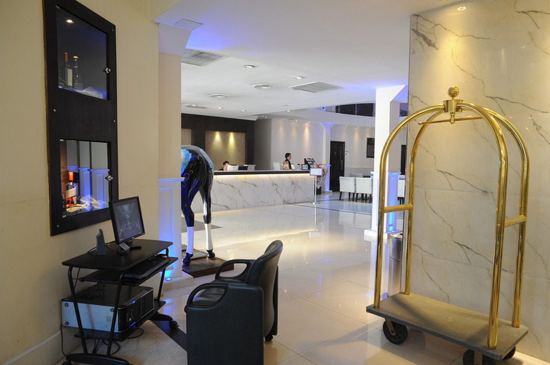 Lobby Tribeca Buenos Aires Apart