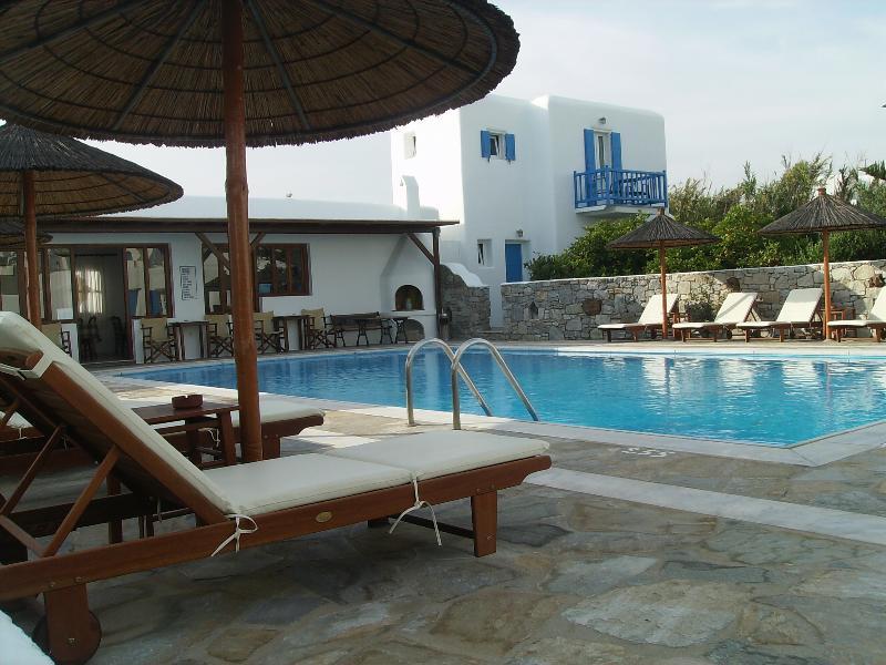Pool Anemos Apartments