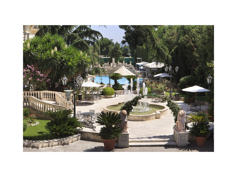 General view Grand Hotel Vanvitelli