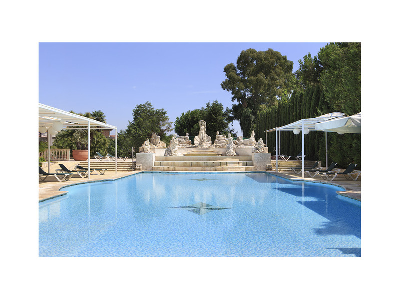 Pool Grand Hotel Vanvitelli