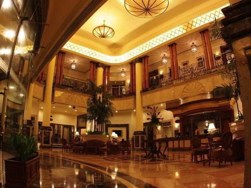 Lobby Residency Towers