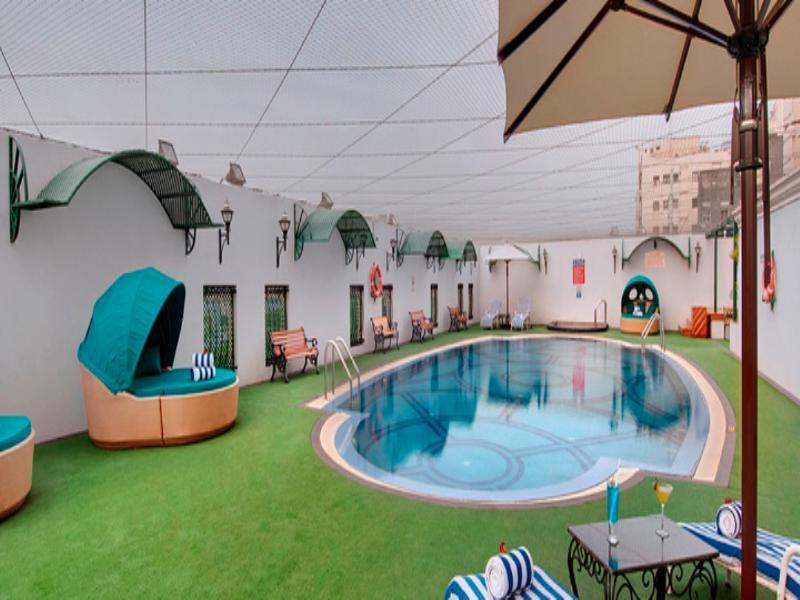 Pool Residency Towers