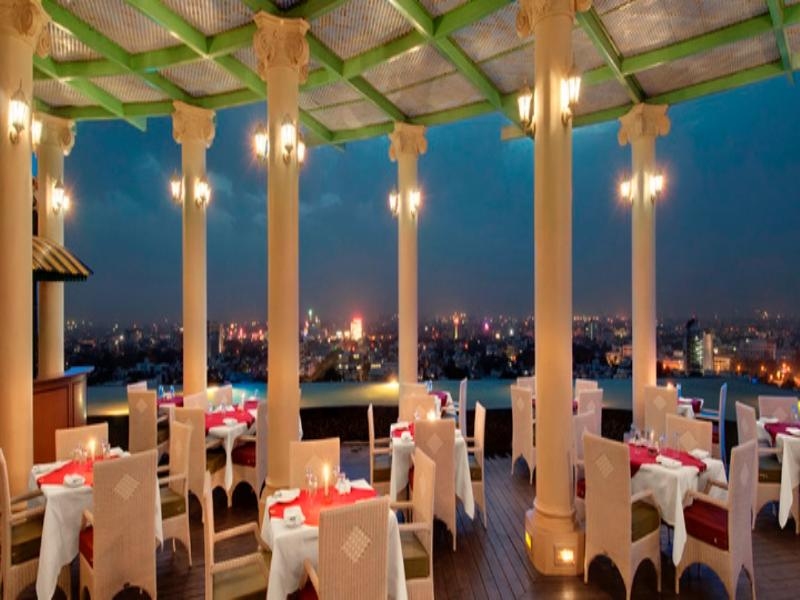 Restaurant Residency Towers