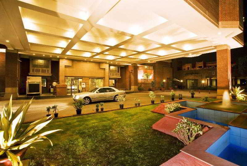 General view Itc Rajputana Jaipur