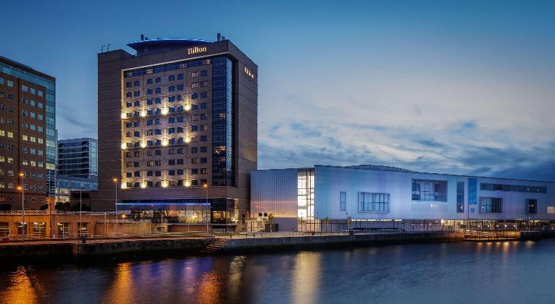 General view Hilton Belfast