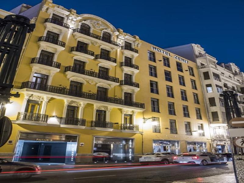 imagen de hotel Hotel Zenit Valencia