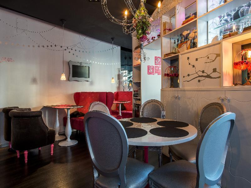 Restaurant Room Mate Alicia
