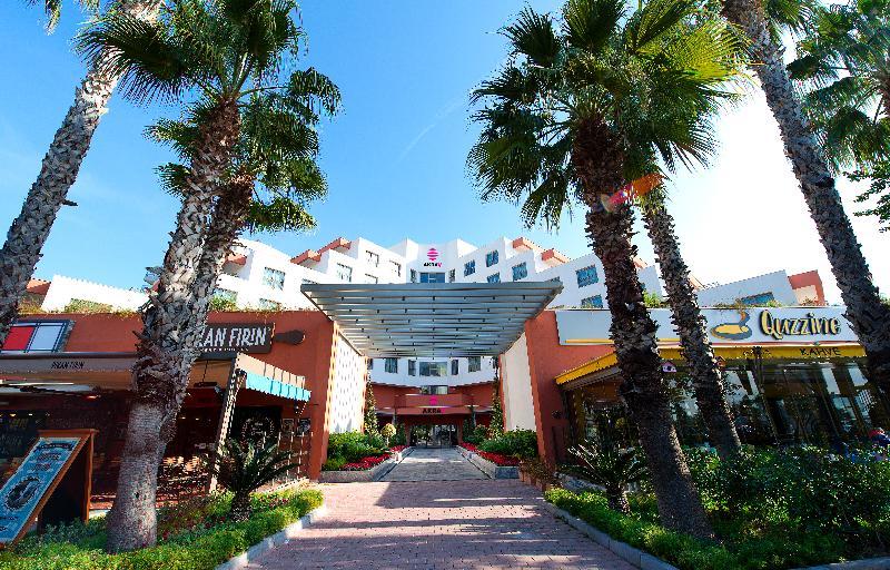General view Akra V Hotel