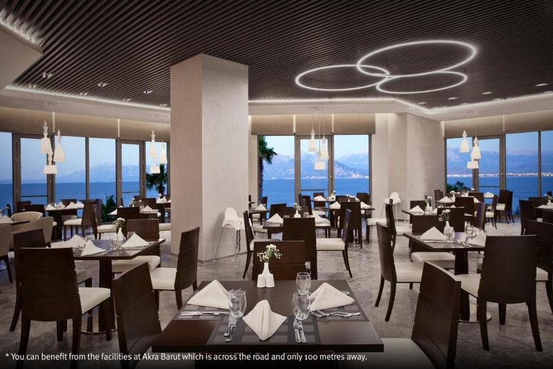 Restaurant Akra V Hotel