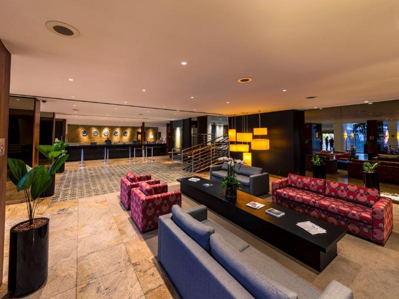Lobby Belo Horizonte Othon Palace