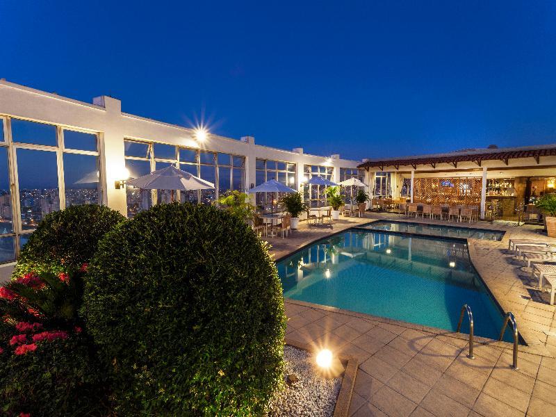 Pool Belo Horizonte Othon Palace