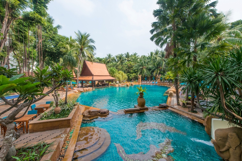 Pool Avani Pattaya Resort & Spa