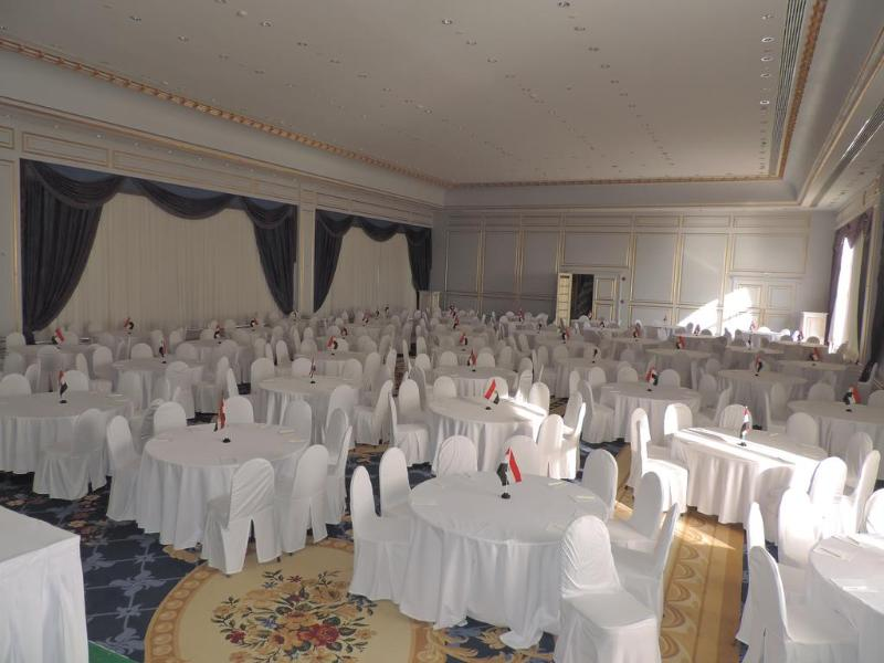 Conferences Sonesta St. George Hotel Luxor