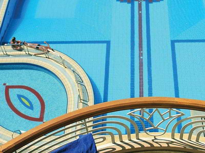 Pool Sonesta St. George Hotel Luxor