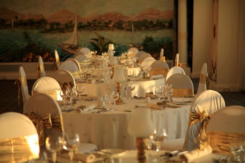 Restaurant Sonesta St. George Hotel Luxor