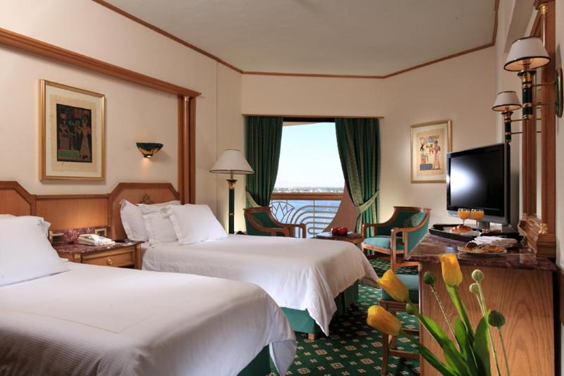 Room Sonesta St. George Hotel Luxor