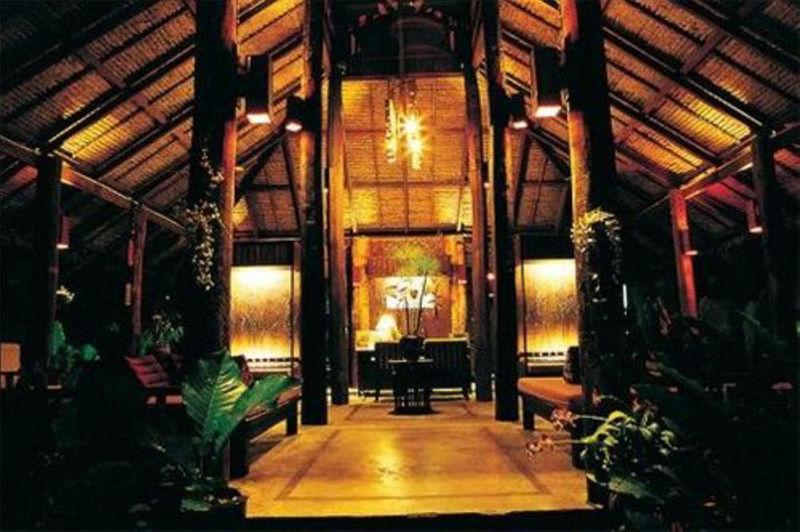 Lobby Baan Krating Pai Resort