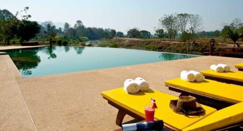 Pool Baan Krating Pai Resort