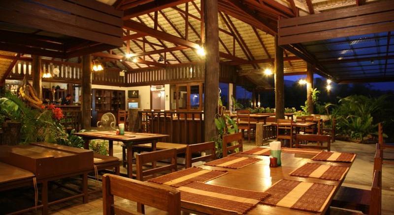 Restaurant Baan Krating Pai Resort