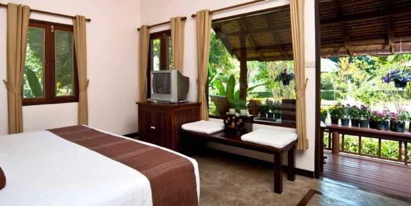 Room Baan Krating Pai Resort