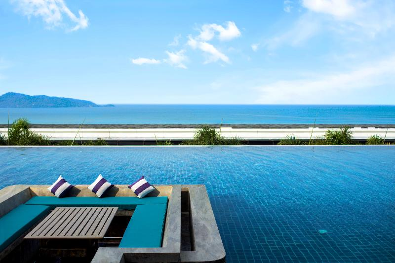 Pool Centara Blue Marine Resort And Spa Phuket