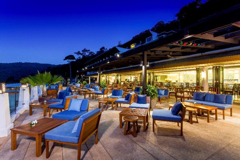 Restaurant Centara Blue Marine Resort And Spa Phuket