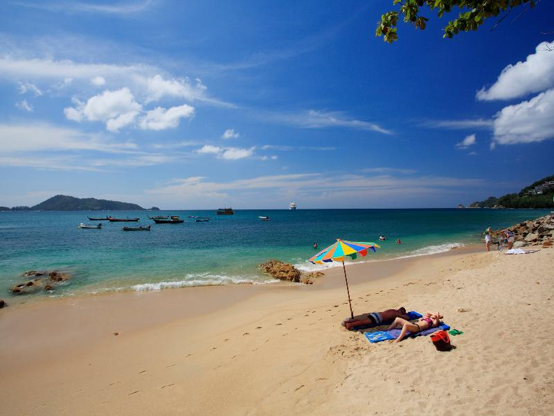 Beach Centara Blue Marine Resort And Spa Phuket