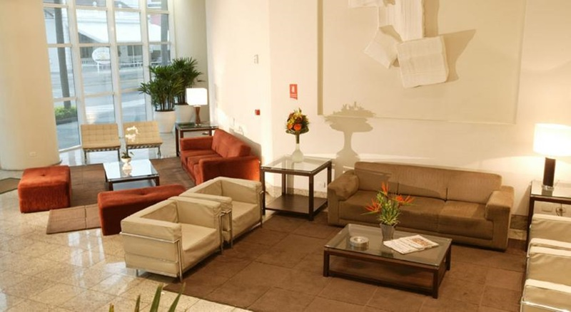 Lobby Bourbon Joinville Business