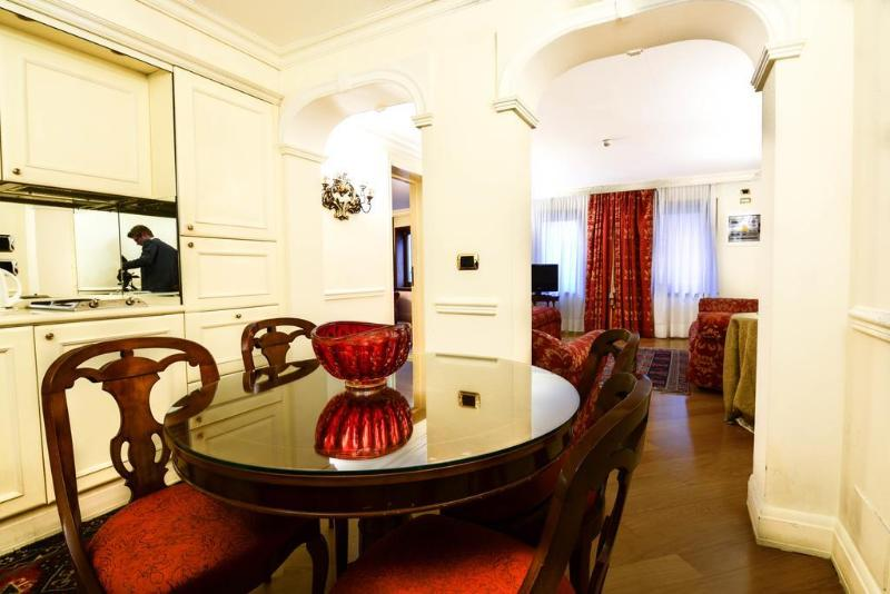 General view San Marco Luxury A Torre Dell\' Orologio Suites