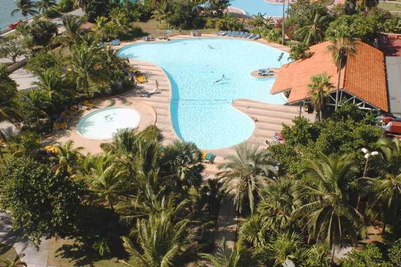 Pool Hotel Playa Caleta Salsa Club