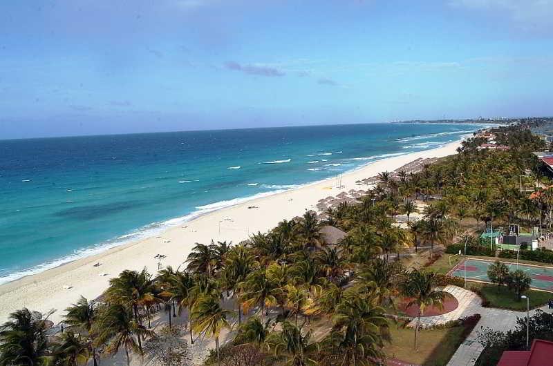 Beach Hotel Playa Caleta Salsa Club